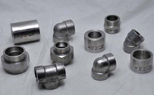 Stainless Steel 310 MoLN Forged Fittings