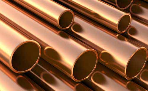 Copper Nickel 90/10 Pipes
