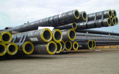Alloy Steel A335 P5 Pipes