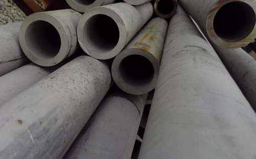 Alloy Steel A335 P91 Pipes
