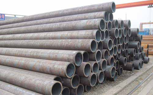 Carbon Steel A519 Gr 620-460 Pipes