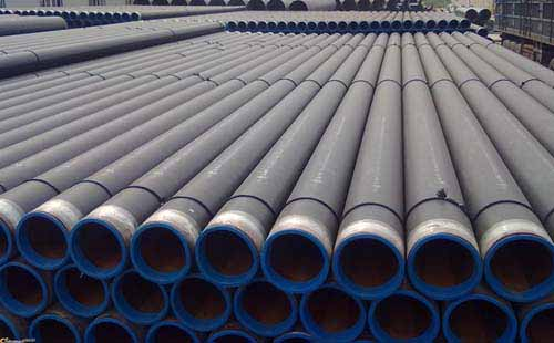 Carbon Steel A795 Gr A Pipes