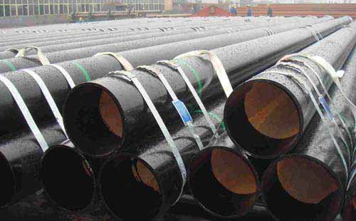 Carbon Steel A795 Gr B Pipes