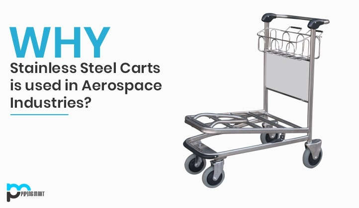 aerospace steel cart