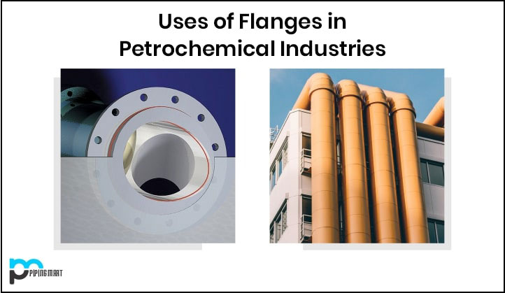 flanges and petrochemical
