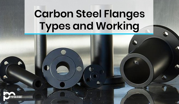 types of carbon steel flanges