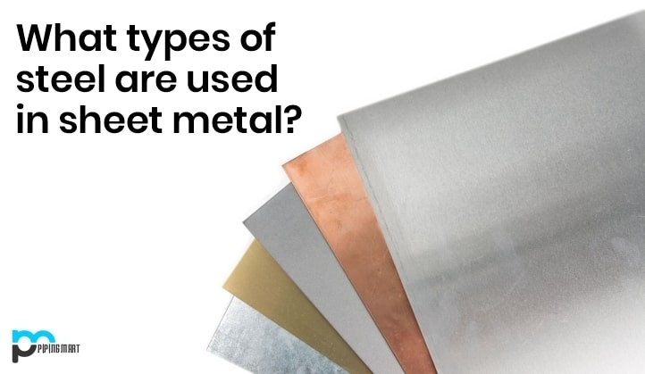 steel types sheets
