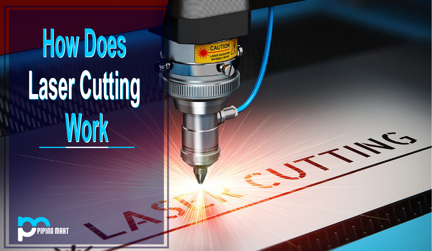How Does Laser Cutting Work