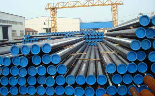 Carbon Steel BS 1387 Pipes