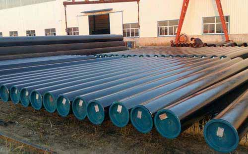 Carbon Steel BS 3059-1 Pipes