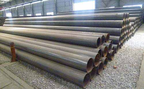 Carbon Steel BS 3601 Pipes