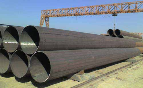 Carbon Steel BS 3603 Pipes