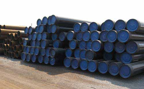 Carbon Steel DIN 1629 Pipes