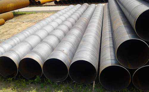 Carbon Steel DIN 1630 Pipes