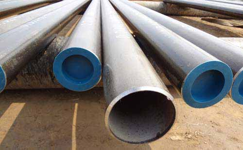 Carbon Steel DIN 17124 Pipes