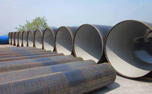 Carbon Steel DIN 17172 Pipes