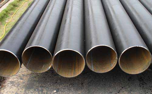 Carbon Steel DIN 17210 Pipes