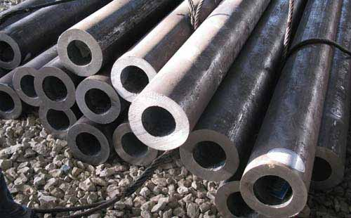 Carbon Steel DIN 2391-2 Pipes