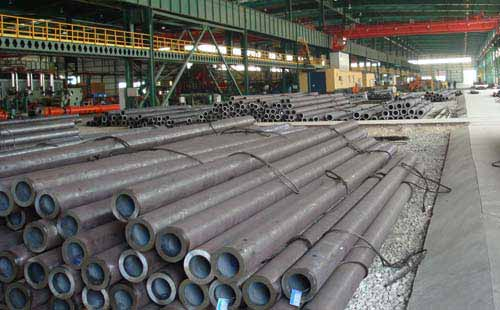 Carbon Steel DIN 2440 Pipes