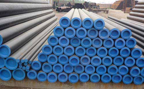 Carbon Steel DIN 2609 Pipes