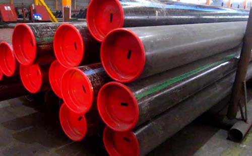 Carbon Steel EN 10216-4 Pipes