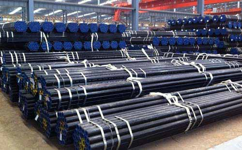 Carbon Steel EN 10253-2 Pipes