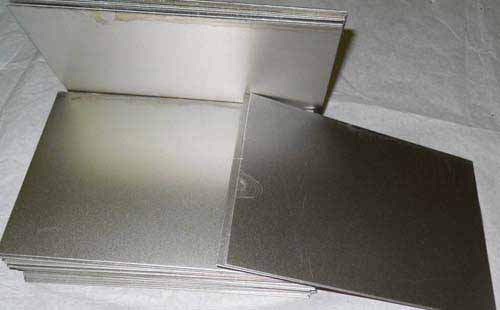 Nickel Alloy 200 Sheet and Plates