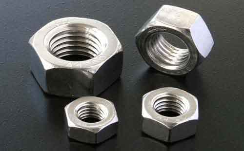 Duplex Steel 2205 Nuts