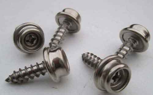 Duplex Steel 2205 Screw