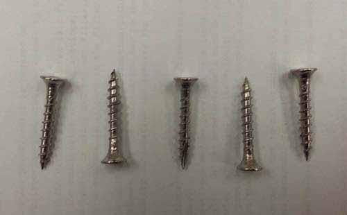 Super Duplex Steel 2507 Screw
