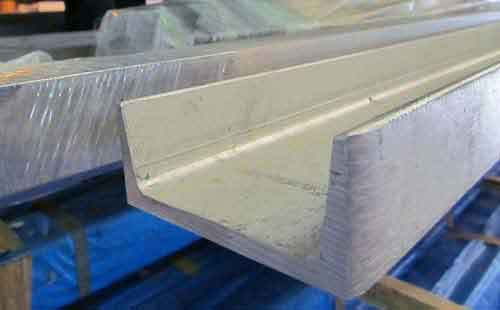 Stainless Steel 302 Channels