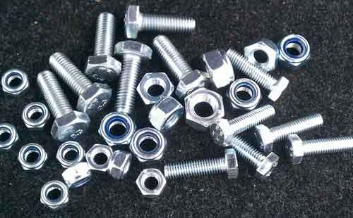 Stainless Steel 302 Fasteners