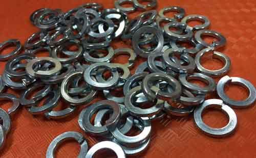 Stainless Steel 302 Washer