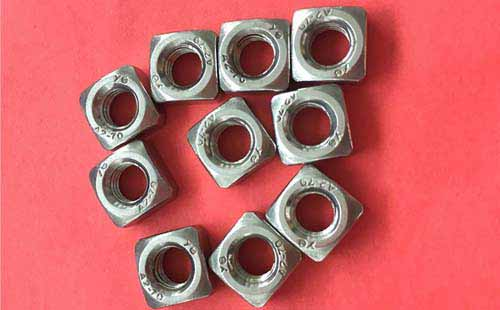 Stainless Steel 304 Nuts