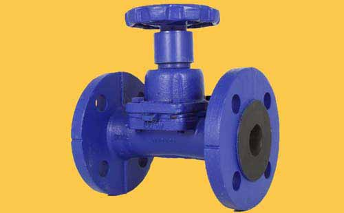 Stainless Steel 304 PTFE Lined Valves