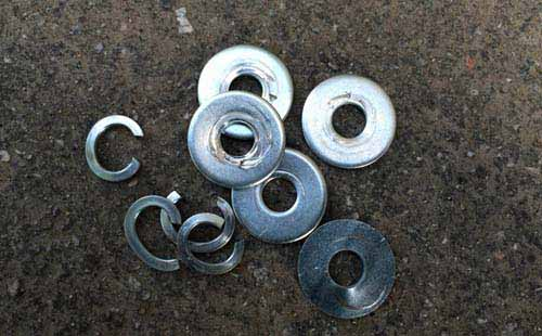 Stainless Steel 304 Washer