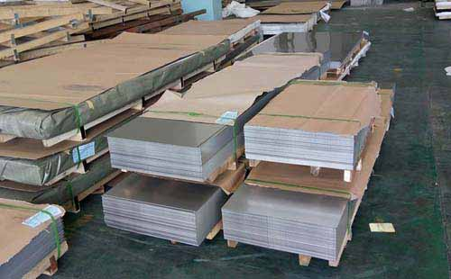Stainless Steel 304H Sheet and Plates