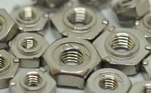 Stainless Steel 304L Nuts