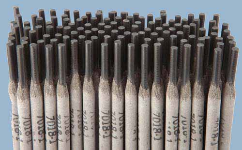 Stainless Steel 310S Electrodes