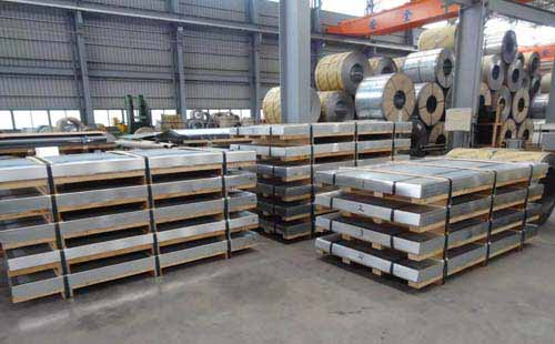Stainless Steel 310S Sheet and Plates