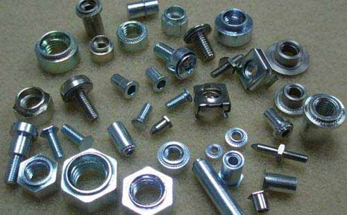 Stainless Steel 316F Fasteners