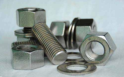 Stainless Steel 316L Nuts