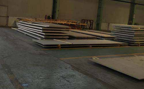 Stainless Steel 316L Sheet and Plates