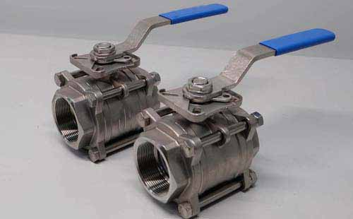 Stainless Steel 316L Valves