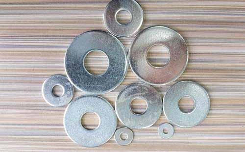 Stainless Steel 316Ti Washer