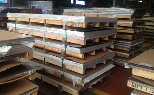 Stainless Steel 317 Sheet and Plates