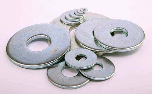 Stainless Steel 317 Washer