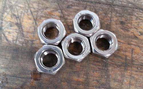 Stainless Steel 317L Nuts