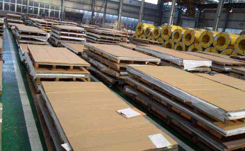 Stainless Steel 317L Sheet and Plates
