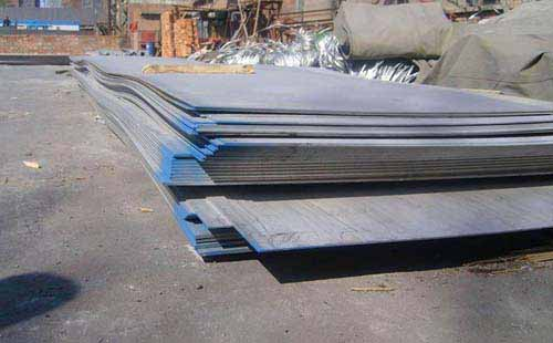 Stainless Steel 317LN Sheet and Plates